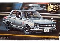 フジミ模型 1/24峠シリーズ08 ハコスカGT-Rの商品画像