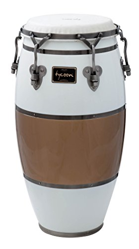- Tycoon Percussion TSCHBC130CCL Signature Heritage Cafe Con Leche Series Tumba 12 1/2 Conga