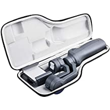 COMECASE Travel Hard Case Compatible with DJI Osmo Mobile 2 Handheld Smartphone Gimbal