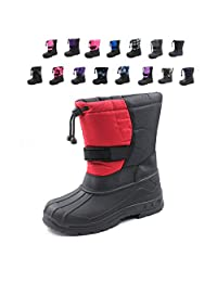 Ska-Doo Cold Weather Snow Boot 1317 Red Size Toddler 6
