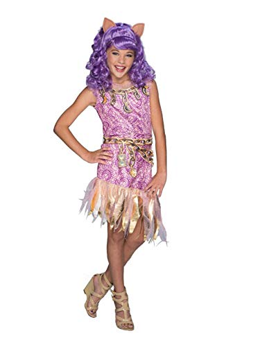 Rubie's Costume Haunted Clawdeen Wolf Child Wig]()