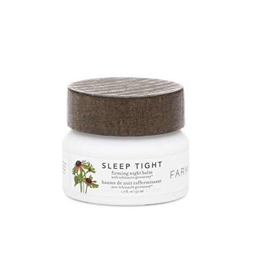 Farmacy Sleep Tight Firming Night Balm – Moisturizing Renewing Face Oil 1.7 oz