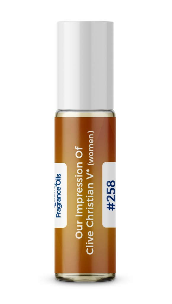 ee322281 Quality Fragrance Oils' Impression of Clive Christian V for Women (10ml  Roll On)