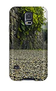 Durable Robot Walk Back Case/cover For Galaxy S5