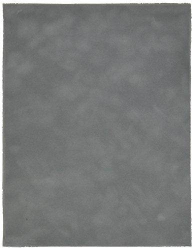 Sew Easy Industries VP-P36 12-Sheet Velvet Paper, 8.5 by 11-Inch, Chrome by Sew Easy Industries