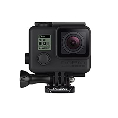 GoPro Camera AHBSH-401 Blackout Housing (Matte Black)