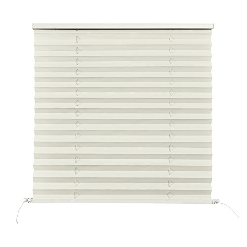 (RecPro RV Camper Pleated Blind Shades Cotton (32