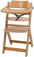 Safety 1st Timba Mitwachsender Hochstuhl, abnehmbares Tischchen,