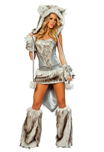Howling Hottie Costume · Hairy Timber Wolf Costume  sc 1 st  Best Costumes for Halloween & Sexy Midnight Wolf Halloween Costumes - Best Costumes for Halloween