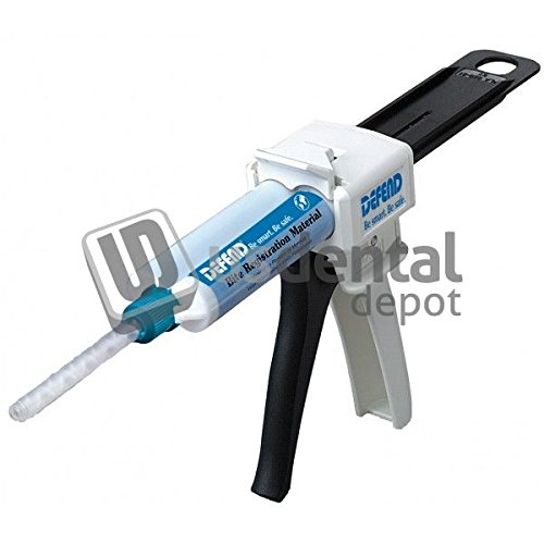 DEFEND- Dispensing Gun for Impression Material - ( Silicon 103792 Us Dental Depot