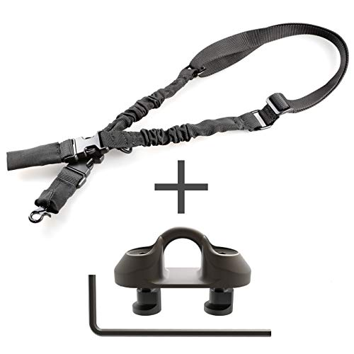 Zengi 2 Point Rifle Sling with Keymod Sling Mount
