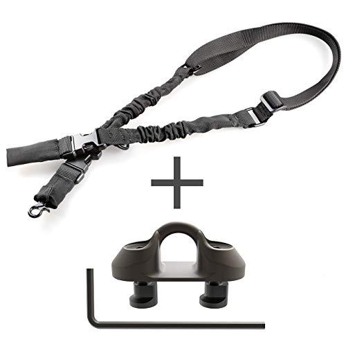 Zengi 2 Point Rifle Sling with Keymod Sling ()