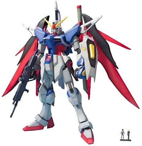 1//100 MG ZGMF-X42S Destiny Gundam Model Kit Water Decal
