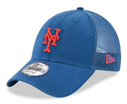 New Era MLB New York Mets Baseball Hat Cap 940 Trucker Snapback 11591199