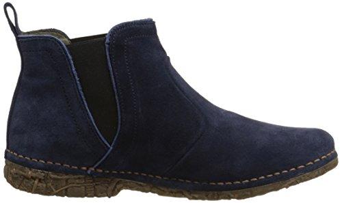 El Naturalista N996 ANGKOR - Botas de mujer Derby azul - azul (océano)