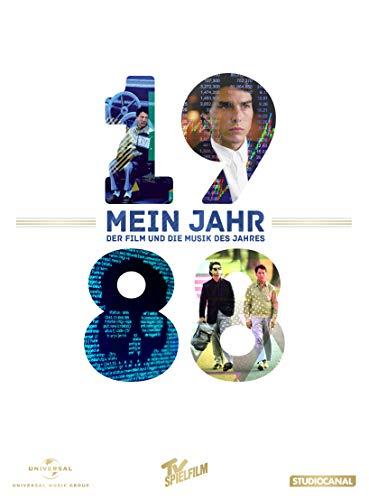 Mein Jahr 1988. Rain Man + Die Musik des Jahres (DVD & CD)