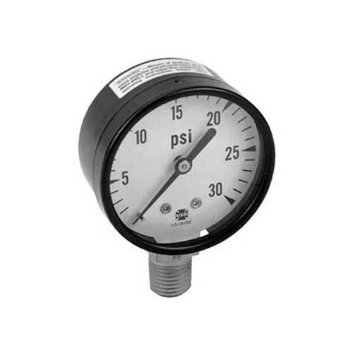VULCAN-HART Pressure Gauge 0-30 PSI Range 80437