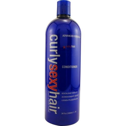 Sexy Hair Curly Sexy Hair Moisturizing Conditioner Unisex, 33,8 унция