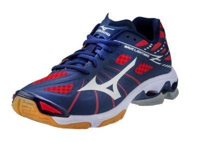 Mizuno Men's Wave Lightning Z NY-RD Volleyball Shoe