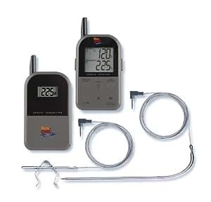 Maverick ET732 Long Range Wireless Dual 2 Probe BBQ Smoker Meat Thermometer Set