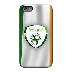Apple Iphone 6s MPY1792BdNL Unique Design Nice Ireland Football Skin Shock Absorbent Hard Phone Cover -88bestcase