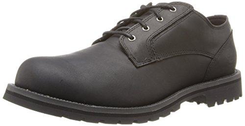 Timberland Heren Ek Hartwick Duidelijke Oxford Shoe Zwart Glanzend