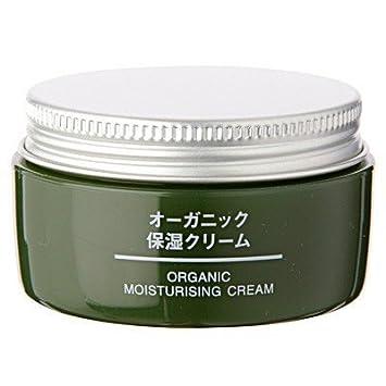 MOMA Muji Organic Skin Care Moisturizing Cream 45g