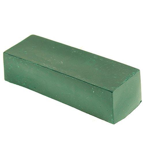 Green Polishing Compound 2 oz. Fine Buffing Compound Leather Strop Sharpening Polishing Compounds by BeaverCraft