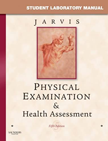 student laboratory manual for physical examination health rh amazon com Physics Laboratory Manual PDF Science Lab Manuals