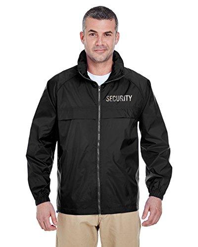 uniform rain jacket - 8