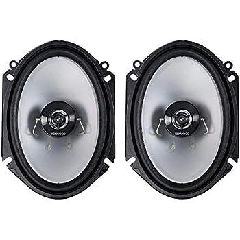 "NEW PYLE PL683BL Blue Label 6x8/"" 360 Watt 3-Way Triaxial Car Audio Speakers Pair"