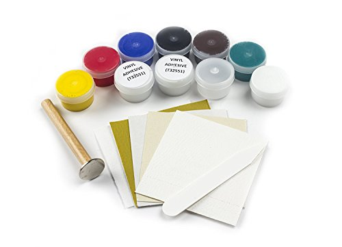 LEATHER Repair Kit for Car Interior Seats etc. Fix Tear, Scratch, Scuffs & Holes: Amazon.co.uk: Kitchen & Home