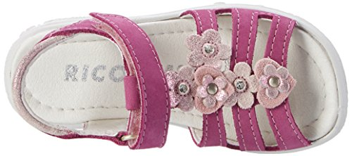 Sandales Ouvert candy Chica Pink Fille Bout Ricosta AwCpT5qxT