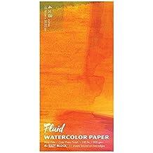 Fluid Easy Block Fluid Watercolor Blocks 4 in. x 8 in. block