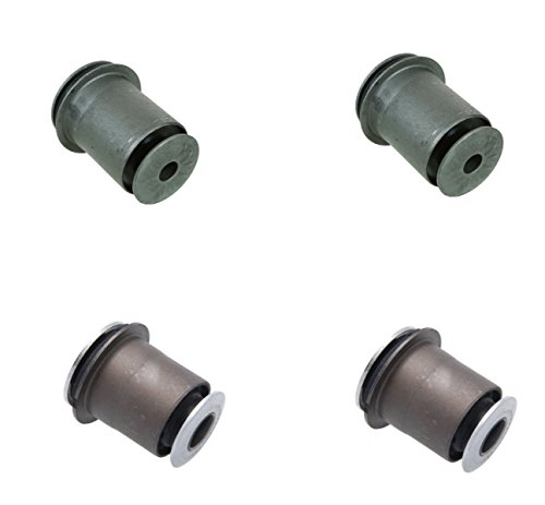 Set 2 New Control Arm Bushing & Control Arm Trailing Bush for Toyota 4Runner 4865560030 -