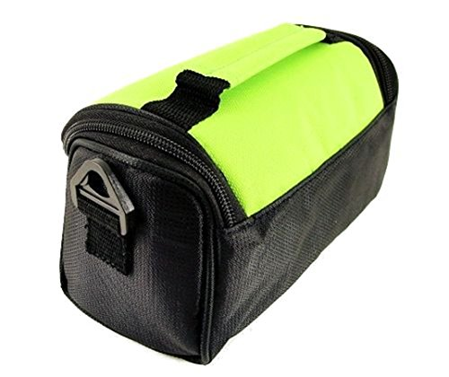 Cool Bolso Electric Mujer Trims al TGC Black Negro with Hombro para Green amp; Pink White Hot xY7q7wFd