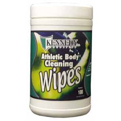 Kennedy Athletic Body Cleaning Wipes