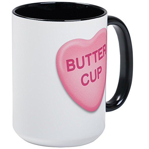 CafePress - Large Mug - Coffee Mug, Large 15 oz. White Coffee Cup