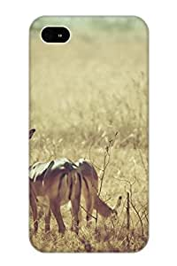 meilinF000NDBNjX-4060-RHBVd Snap On Case Cover Skin For ipod touch 4(Animal Deer)/ Appearance Nice Gift For ChristmasmeilinF000