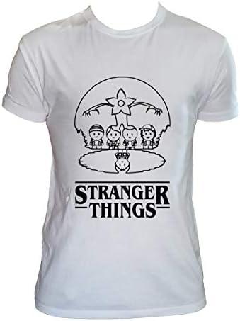 Camiseta Upside Down Demogorgon Hombre Niño Eleven ...
