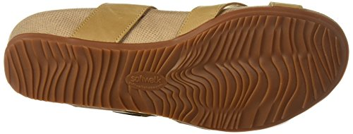 Softwalk Womens Brimley Mule Tan
