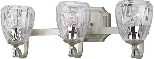 Luxury Crystal Bathroom Vanity Light, Medium Size: 7.5