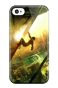 AnnaSanders Case Cover Protector Specially Made For Iphone 4/4s Enslaved Video Game Other