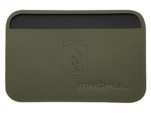 Magpul DAKA Essential Wallet MAG758 ODG Laser Engraved Army 173rd Airborne Division Emblem (Airborne 173rd Division)