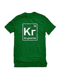 Indica Plateau Kryptonite Mens T-Shirt