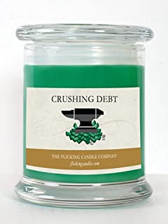 flick candles crushing debt