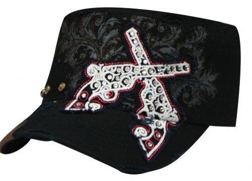 Ladies Military Cargo Hat...