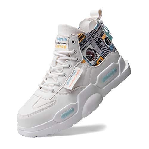 XIDISO Men's and Women's Fashion Sneakers Casual Walking Shoes Sports Jogging Sneaker for Men
