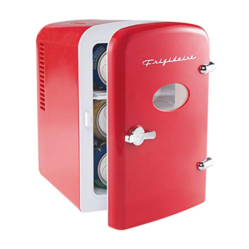 Frigidaire Retro Mini Compact Beverage Refrigerator,, used for sale  Delivered anywhere in USA