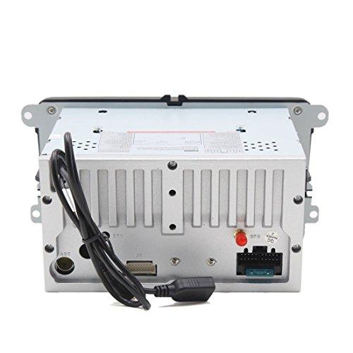 Amazon.com: eDealMax 7 HD Stereo Radio 2 DIN Wince multimedias del coche DVD GPS Para Volkswagen: Car Electronics